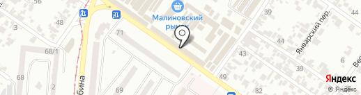 ТОП-Престиж на карте Одессы
