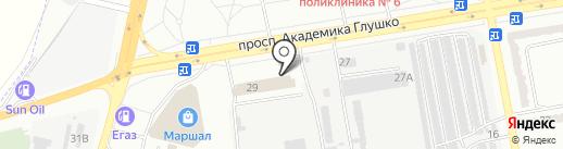 Эвентус, ЧП на карте Одессы