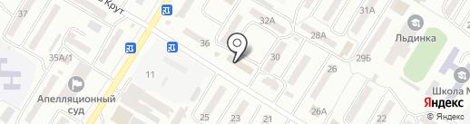 Candy Cat на карте Одессы