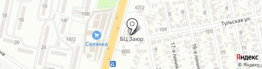 Odessa Maritime Group на карте Одессы