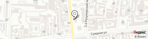 Зоолюкс на карте Одессы