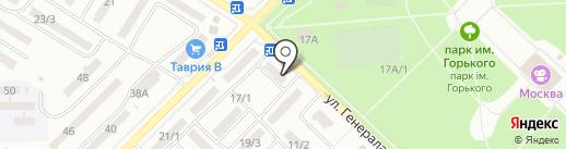 Швеюшки и поварята на карте Одессы