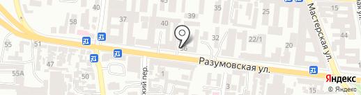 Boellen Auto на карте Одессы