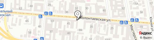 CORE Light на карте Одессы