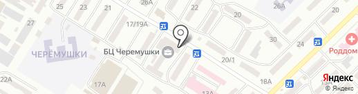VERTIGO Pole Dancing на карте Одессы