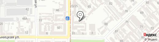 Альтум Сервис на карте Одессы