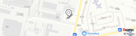 AUTOPARK на карте Одессы