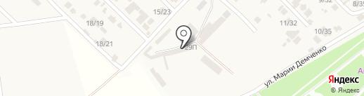Avto Dzen на карте Мизикевичи