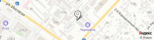 Центр по ремонту ходовой части автомобиля на карте Одессы