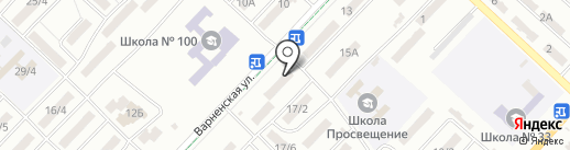 Швейное ателье & магазин фурнитуры на карте Одессы