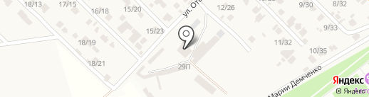 Такси эконом-класса на карте Мизикевичи