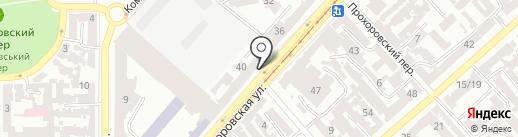 Автоматические системы и технологии на карте Одессы