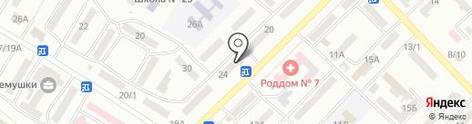 Цветы от Жюльена на карте Одессы