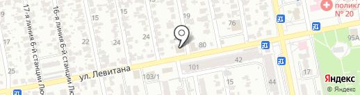 Tairov на карте Одессы