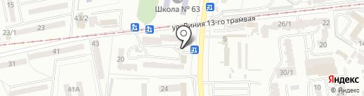 PickPoint на карте Одессы