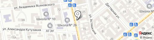 Good пол на карте Одессы