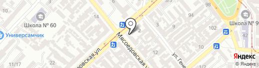 Психологический центр на карте Одессы