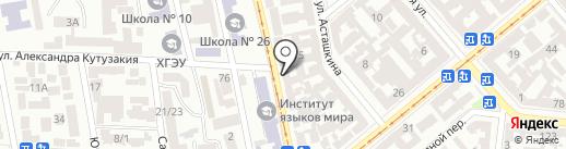 Good Day на карте Одессы