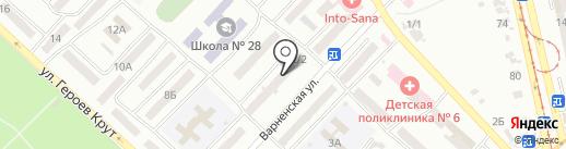 Pondi на карте Одессы