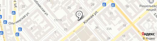 Youservice на карте Одессы