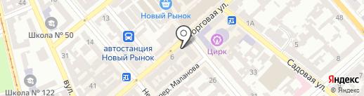 Одесфарм на карте Одессы
