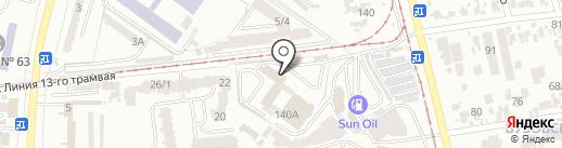QHost на карте Одессы