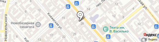 Резидент сервис на карте Одессы