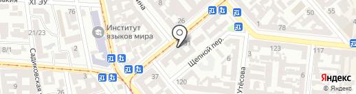 Ін-Тайм, ТОВ на карте Одессы