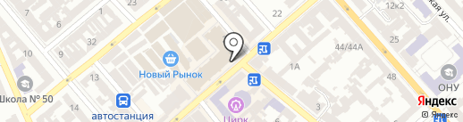 Т9 на карте Одессы