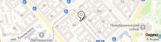 LOQUAR на карте Одессы