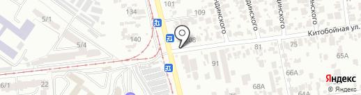 Центр страхования на карте Одессы