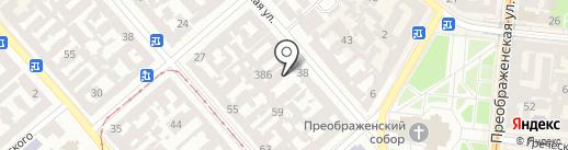 MAKE UP & STUDIO на карте Одессы