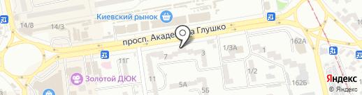 Join Up на карте Одессы