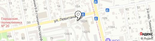 Лечебно-оздоровительный центр Евминова на карте Одессы