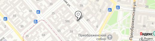Taki Hostel на карте Одессы
