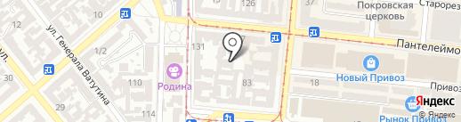 CLASSICFIREWORKS на карте Одессы