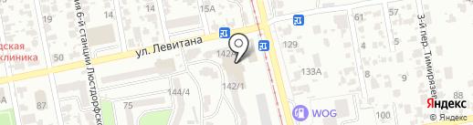Хищник на карте Одессы