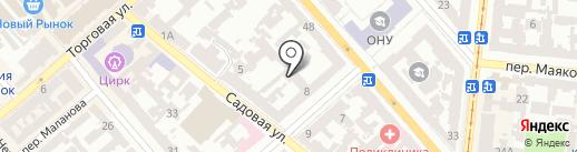 A-story на карте Одессы