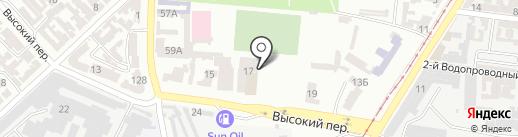 WIN на карте Одессы