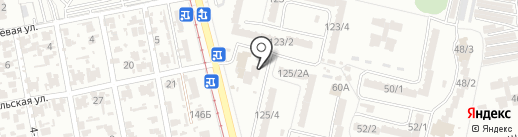 Мастерская по ремонту бытовой техники на карте Одессы