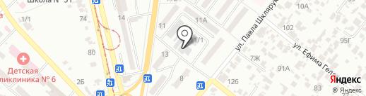 АвтоМикс на карте Одессы