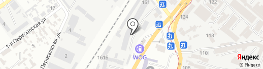 ЛДК партнер на карте Одессы