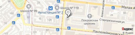 EWL УКРАИНА на карте Одессы