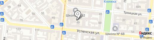 Sprig на карте Одессы
