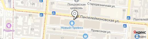Artcraft на карте Одессы