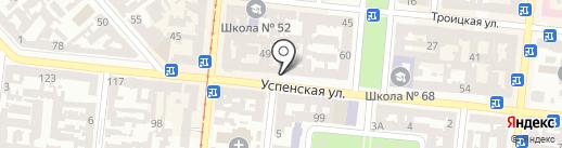 Runami на карте Одессы