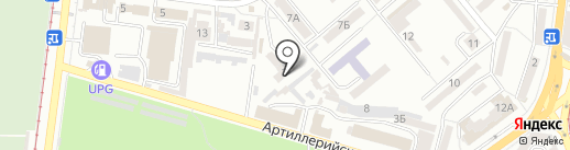 Feel Service на карте Одессы