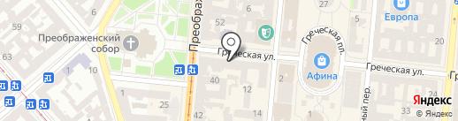 Apple Service на карте Одессы