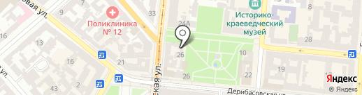 Lenovo на карте Одессы
