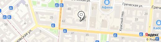 ЭКО Градостроитель на карте Одессы